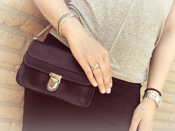 JEANS CLUTCH My Own: de hippe handsfree 7-in-1 fashion bag [review] Beautiful On You B.O.Y.