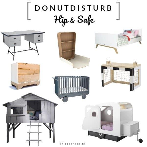 DONUTDISTURB kinderkamer webshop, ontwerpstudio en interieuradvies