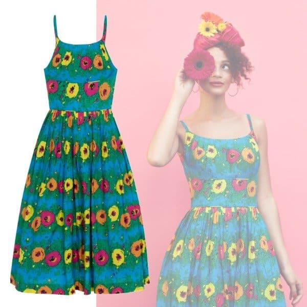 Solvejg: hippe webwinkel vol kleurrijke damesmode met een vleugje retro