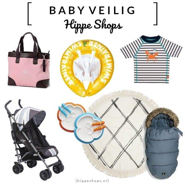 BABYVEILIG, de hip & safe online babywinkel