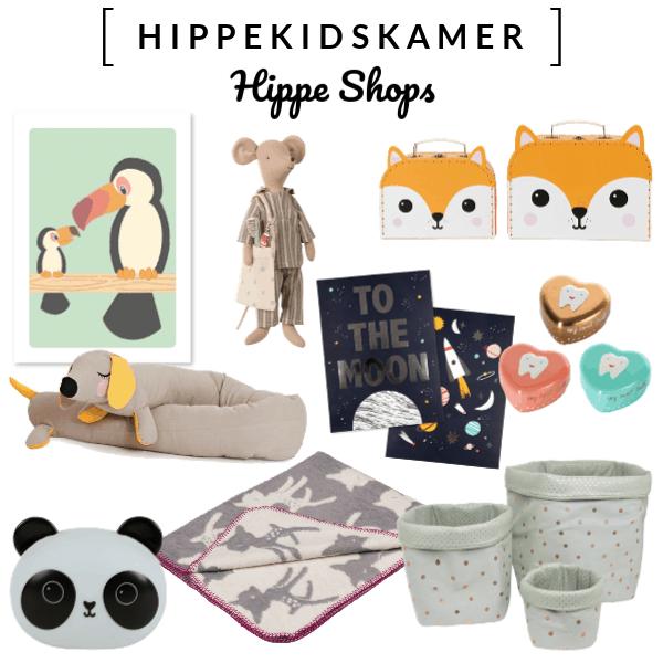 HippeKidsKamer – hippe kinderkameraccessoires waar trendy ouders en hun kids blij van worden