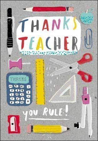 thanks teacher, you rule!