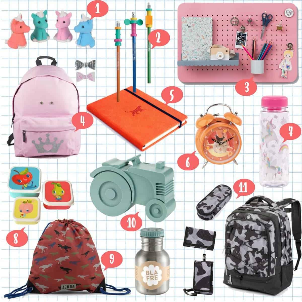 7cecf81f822 Back to School Shopping Special: de hipste schooltassen en coolste ...