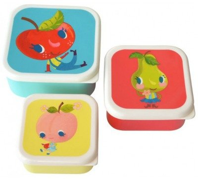 Back to School Shopping Special snackbox petit monkey