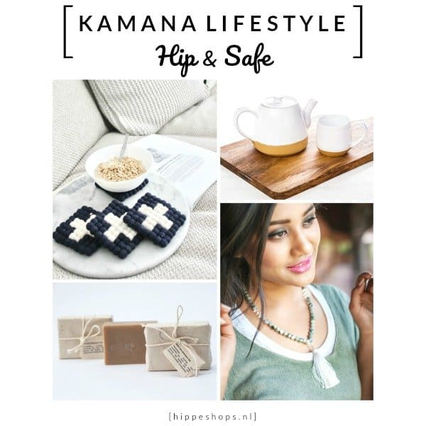 KAMANA LIFESTYLE - het hippe en duurzame fairtrade label uit Nepal