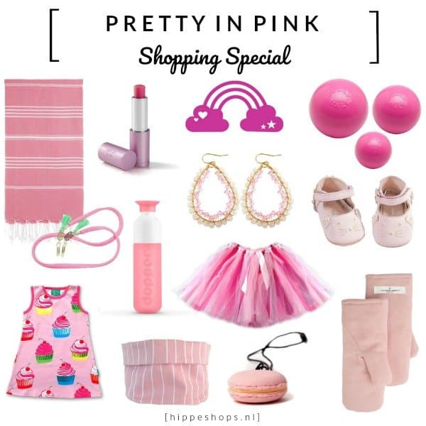 Roze is de oudste kleur op aarde, shop de hipste musthaves in bright pink!