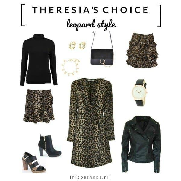 Leopard print, de fashion trend voor A/W '18/'19 shop je online op Topsz.nl