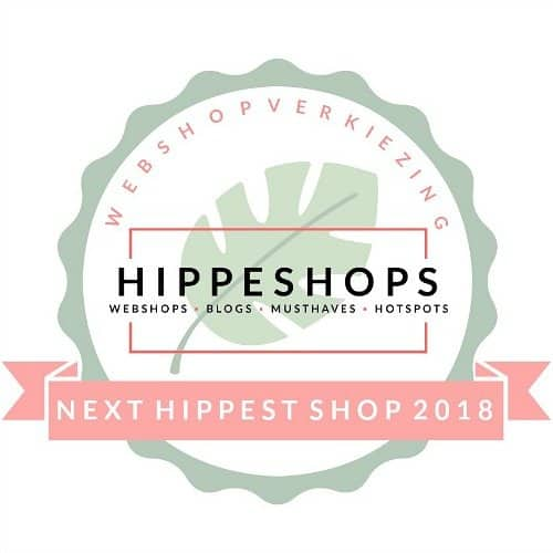 The Next Hippest Shop of the Season Webshopverkiezing
