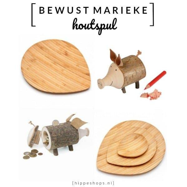 Sparen voor een duurzame wereld met de houten musthaves van Houtspul