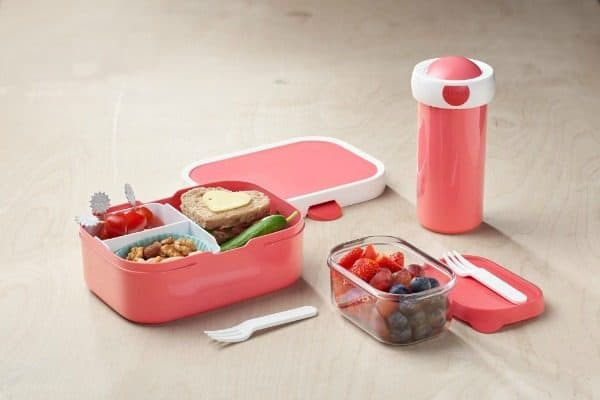 Mepal Back to School Campus Lunch Set 6-delig (t.w.v. €49)