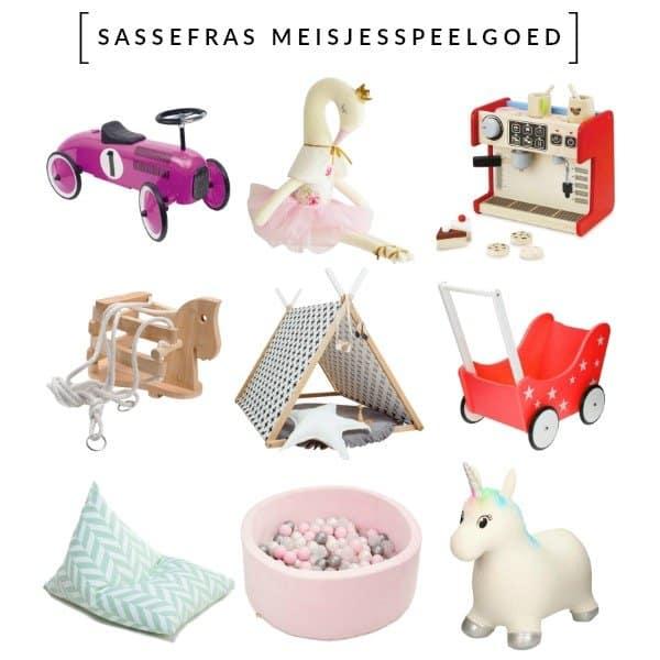 SASSEFRAS MEISJESSPEELGOED - de leukste webshop met speelgoed voor meisjes