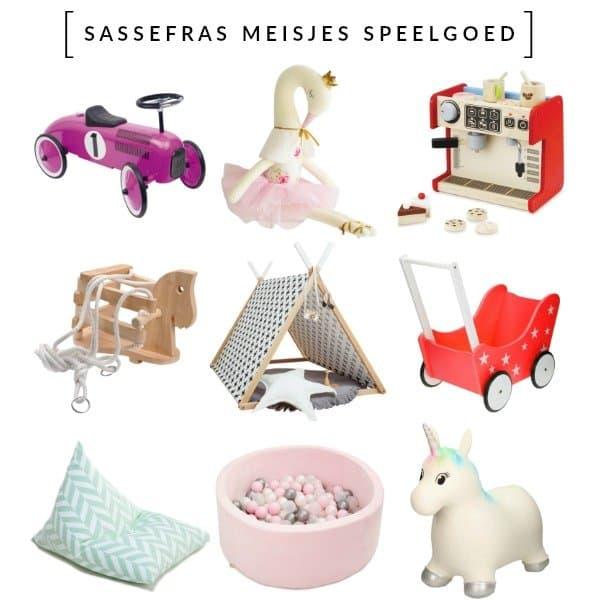 SASSEFRAS MEISJES SPEELGOED - de leukste webshop met speelgoed voor meisjes