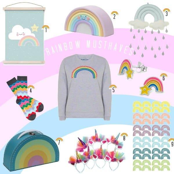 Rainbow Shopping Special - de regenboog als trendy symbool voor hipheid en diversiteit
