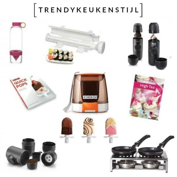 TrendyKeukenStijl - Trends in Kook- en Bakgerei