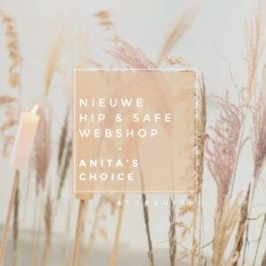 Anita's Choice sfeer en interieur musthaves