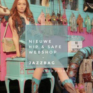 JAZZBAG nieuwe webshop