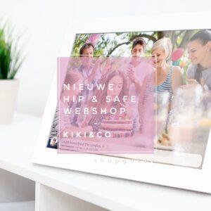 KIKIENCO nieuwe hippe webshop