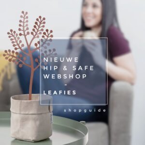 LEAFIES nieuwe hippe webshop