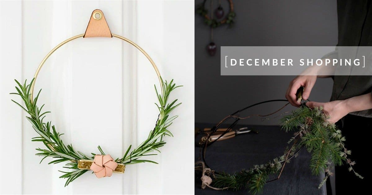 December Online Shopping Inspiratie