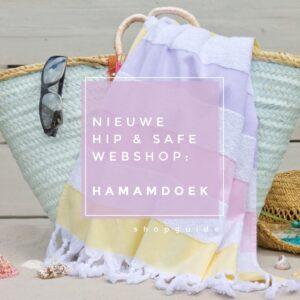 nieuwe hip&safe webshop hamamdoek