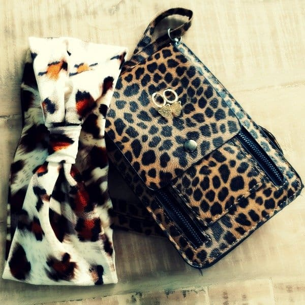 WIN: Going Wild cadeauset animal print tijger luipaard panter (twv €38)