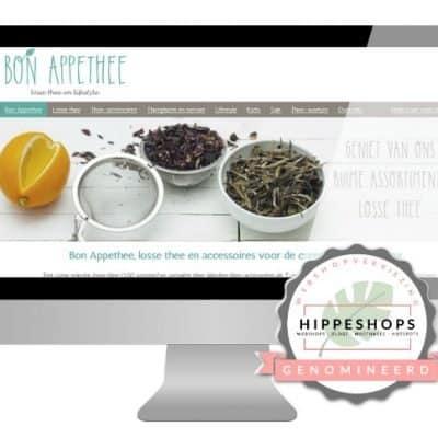 Bon Appethee Next Hippest Shop 2018 Webshopverkiezing