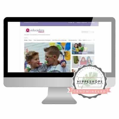 Educadora Webshop Genomineerd Next Hippest Shop 2018 Webshopverkiezing