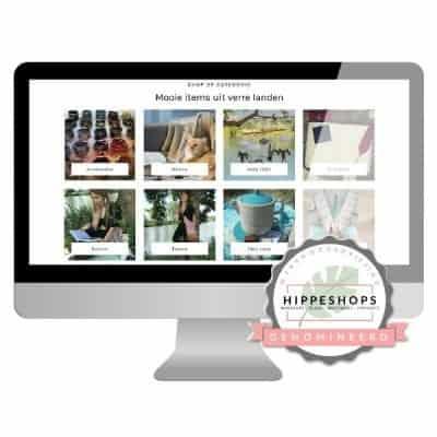Fairtrade Upgrade Genomineerd Next Hippest Shop 2018 Webshopverkiezing
