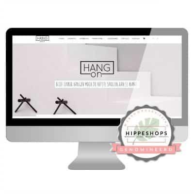 HANGon Genomineerd Next Hippest Shop 2018 Webshopverkiezing