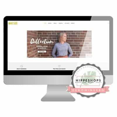 Maesue Next Hippest Shop 2018 Webshopverkiezing