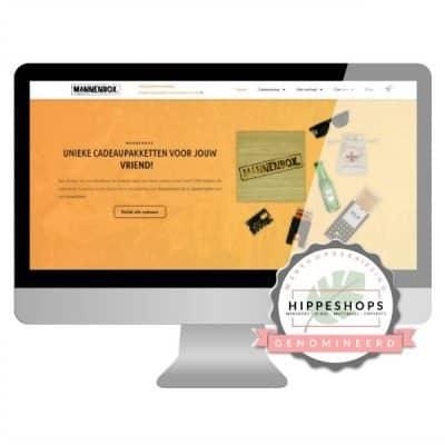 Mannenbox Genomineerd Next Hippest Shop 2018 Webshopverkiezing