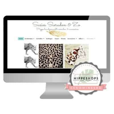 Susies Sieraden & Zo Next Hippest Shop 2018 Webshopverkiezing