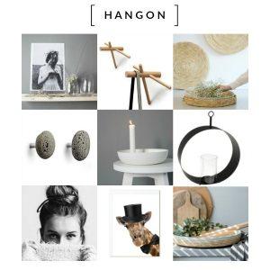 Bij HANGon shop je de allerleukste spullen voor aan je wand. De mooiste wandhaken, toffe posters, magische magneetjes en trendy kaarten. Alles om jouw huis of kantoor een eigen look te geven.