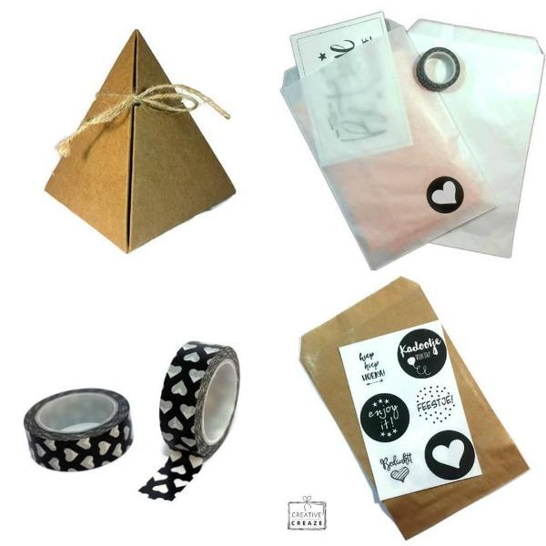 CREATIVE CREAZE - exclusieve cadeautjes die nét even wat anders zijn