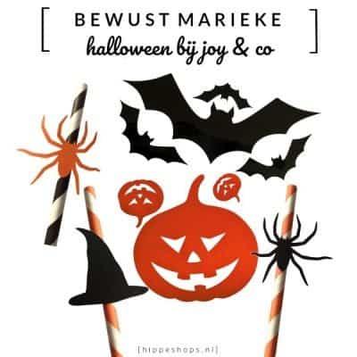 Halloween versieringen van Joy & Co, dat wordt lekker griezelen