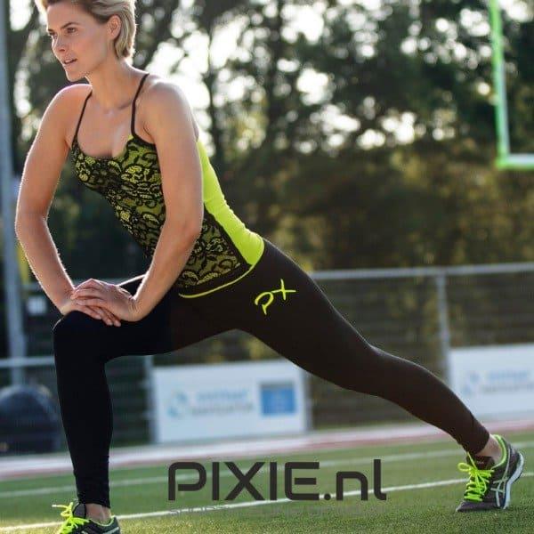 duurzame sportkleding van gerecycled materiaal