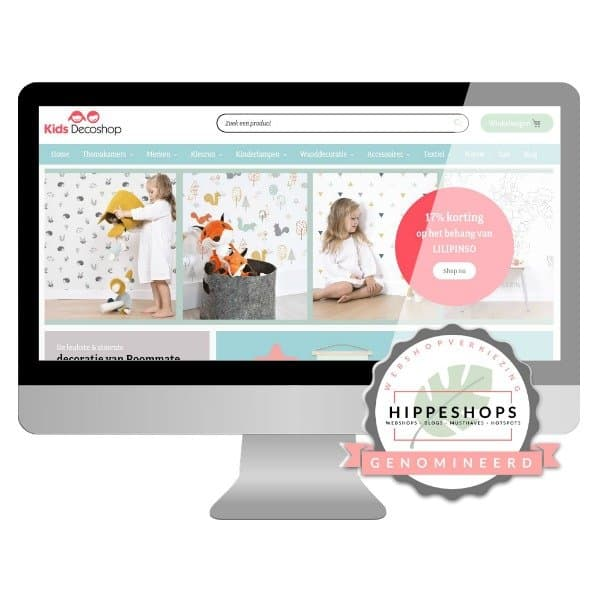 Kids Decoshop Genomineerd Next Hippest Shop 2018 Webshopverkiezing