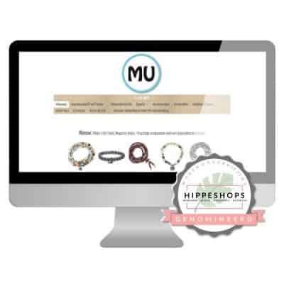 MU-Sieraden Next Hippest Shop 2018 Webshopverkiezing