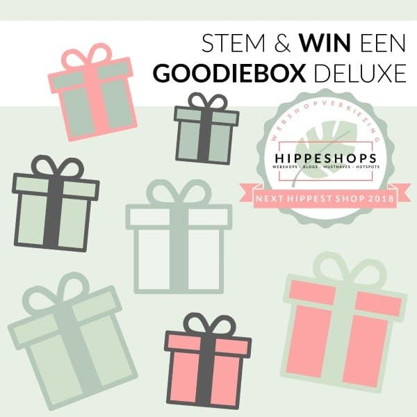 GOODIEBOX deluxe hippeshops webshopverkiezing