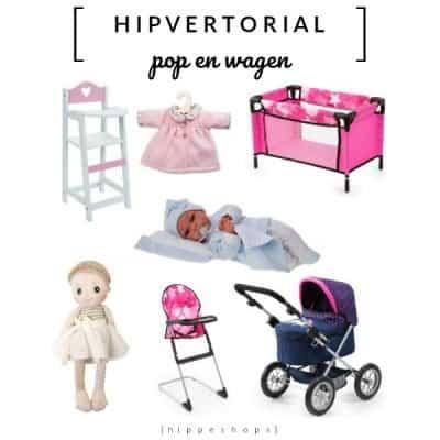 Webshop Pop en Wagen – alles voor de pop en de poppenmoeder