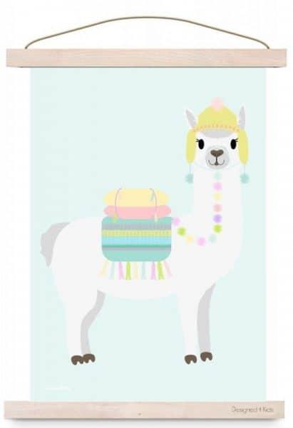 Spot de Lama Trend bij Kids Decoshop