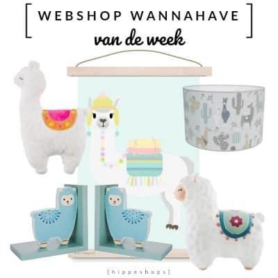 Shop de Lama Trend bij Kids Decoshop [Webshop Wannahave vd Week]
