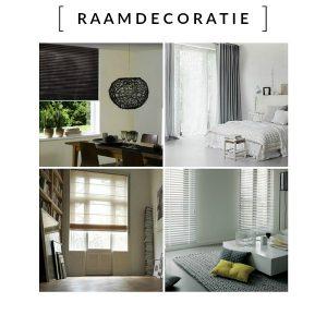 Op Raamdecoratie.com kun je online de mooiste raamdecoratie bestellen. Of je nu op zoek bent naar maatwerk of standaard maten raamdecoratie, hier shop je stijlvolle rolgordijnen, jaloezieën, plissé- en vouwgordijnen, lamellen en nog veel meer in de laatste trends.