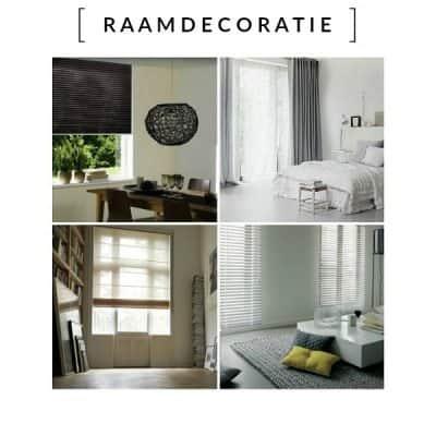 Raamdecoratie – de online shop voor maatwerk en standaard raamdecoratie