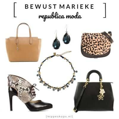 Duurzaam fashion shoppen op Republica Moda