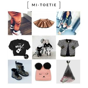 MI TOETIE looking good for kids & grown ups