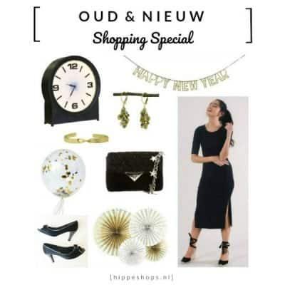 Oud & Nieuw shopping special – alles voor een feestelijke jaarwisseling