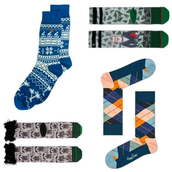 Byjou - Happy Socks en hippe mode musthaves