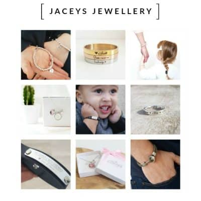 Jaceys Jewellery maakt jouw sieraad gepersonaliseerd en uniek