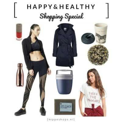 Goede voornemens voor een happy & healthy 2019